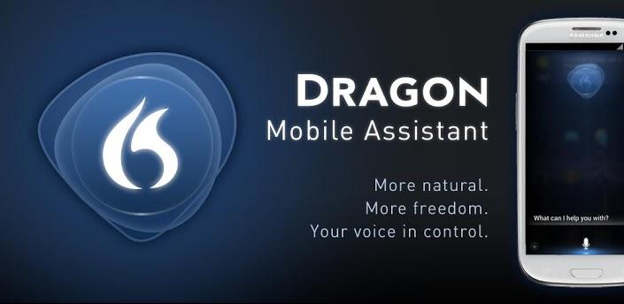 Dragon Mobile Assistant - голосовой помощник для Android от разработчиков Siri