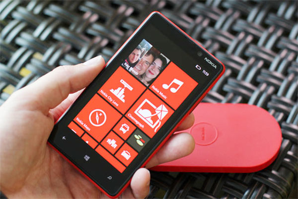 Первые проблемы с Windows Phone 8