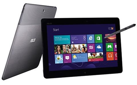 Анонсирован планшет ASUS VivoTab с Windows 8 за $799