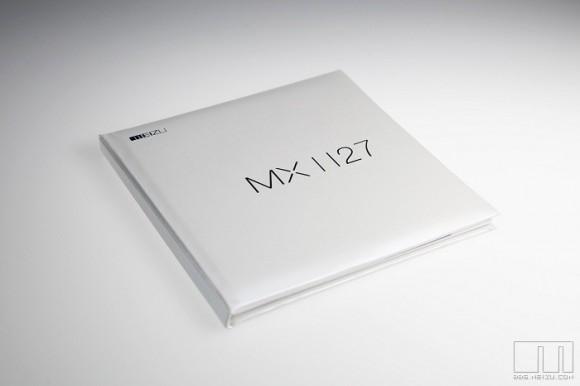 Флагманский смартфон Meizu MX2 засветился на фото