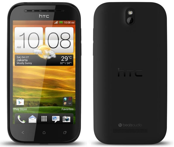 Смартфон HTC Desire SV с поддержкой двух SIM-карт