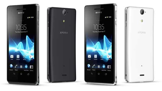 Выход Sony Xperia V в Европе отложен