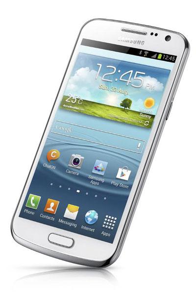 Samsung представила смартфон Galaxy Premier