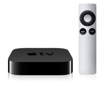 Официальные продажи Apple TV в России