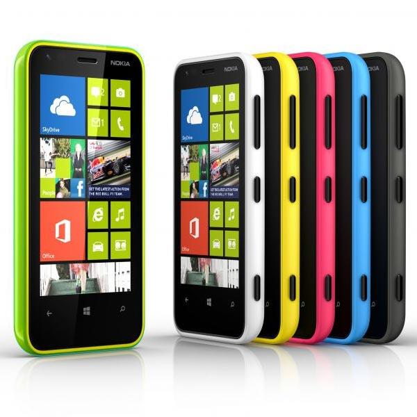 Представлен смартфон Nokia Lumia 620