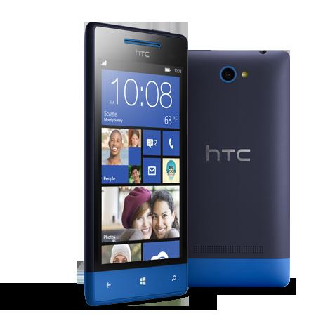 HTC Windows Phone 8S поступит в российскую розницу 10 декабря