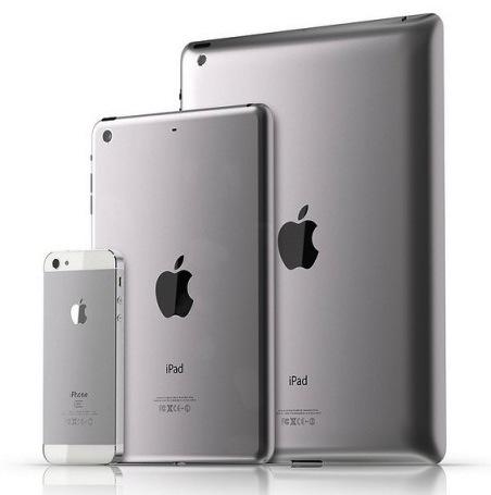 Официальная стоимость iPhone 5 и iPad mini в России