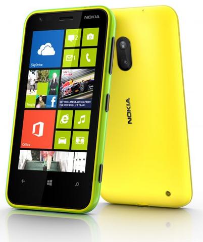 Открыт предзаказ на Nokia Lumia 620