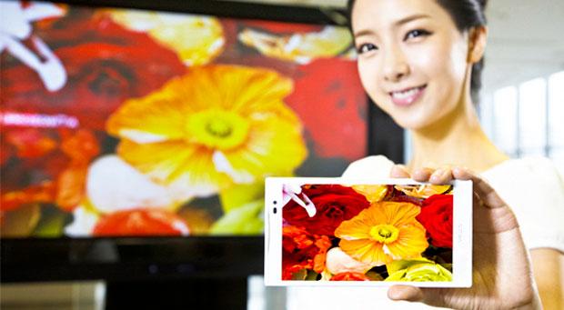 В Южной Корее представлен смартфон Pantech Vega № 6