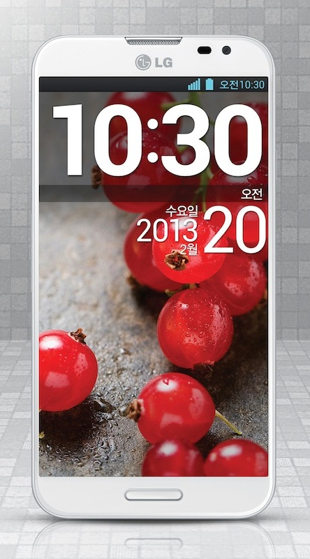 LG показала Optimus G Pro