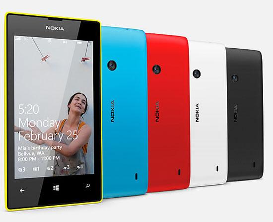 MWC 2013: Представлен двухъядерный смартфон Nokia Lumia 520