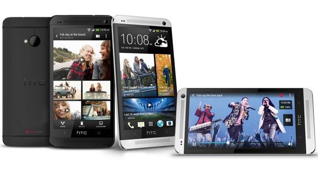 Представлен новый смартфон - HTC One