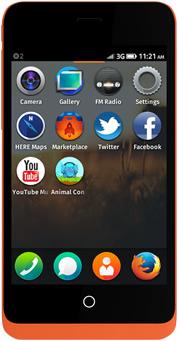 Видео: смартфон Geeksphone Keon представлен на MWC 2013