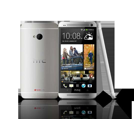 HTC One поступил в продажу