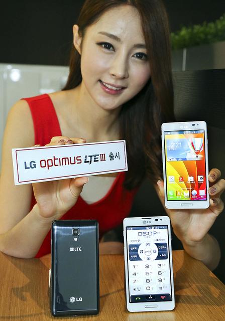 Представлен LG Optimus LTE III под управлением Android Jelly Bean