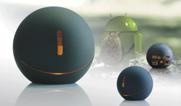 Китайская компания представила аналог Nexus Q
