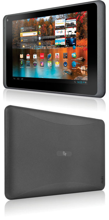 Планшет Fly IQ320: Android Jelly Bean и 7-дюймовый IPS-дисплей