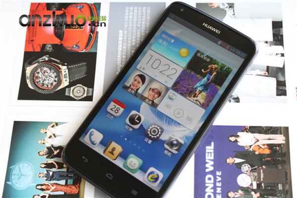 Смартфон Huawei A199 с четырехъядерным процессором и 5-дюймовым дисплеем