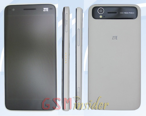 Новый смартфон ZTE N988 на NVIDIA Tegra 4