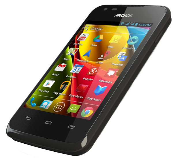 Три новых смартфона от Archos
