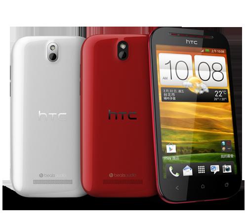 Бюджетный смартфон HTC Desire P представлен официально