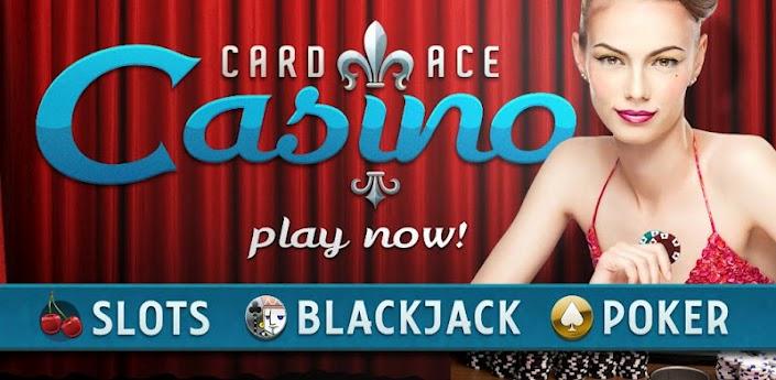 Card Ace: Casino – одно приложение, много игр