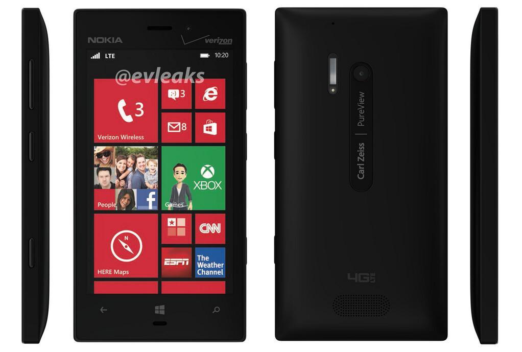 Анонс Nokia Lumia 928 может состоятся уже на следующей неделе