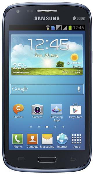 Samsung показала смартфон Galaxy Core