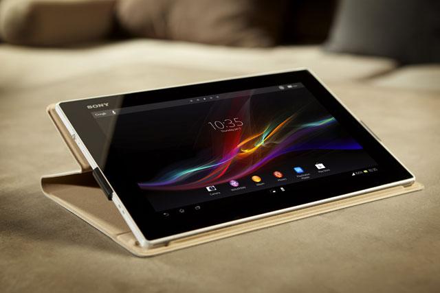 Продажи Sony Xperia Tablet Z в России начнуться 31 мая