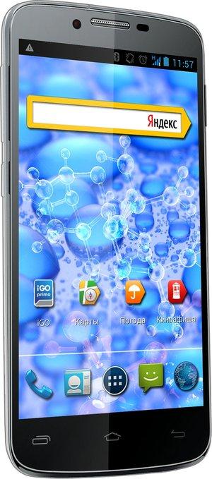 Explay анонсировала смартфон HD Quad с четырехъядерным процессором
