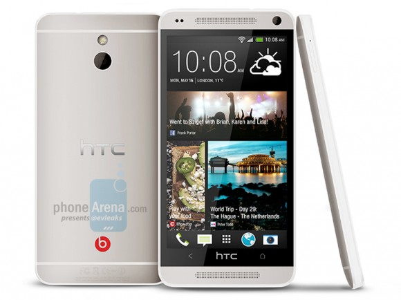 HTC M4 - доступная версия HTC One