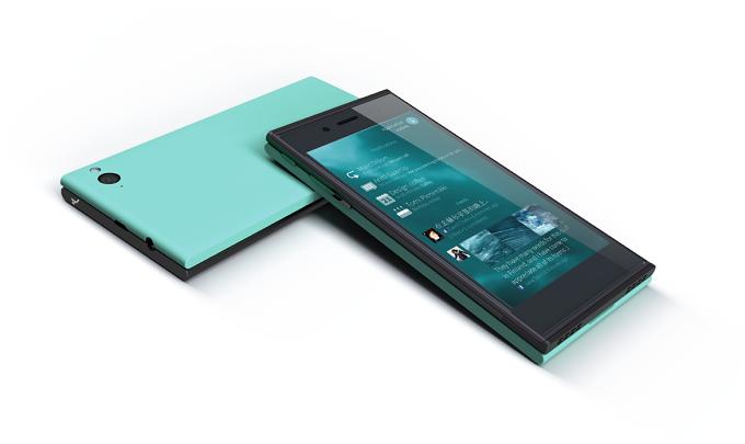 Jolla представила первый смартфон на Sailfish OS