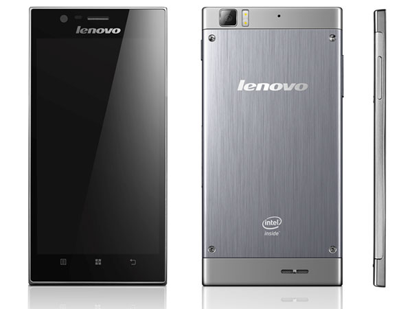 Стоимость флагманского смартфона Lenovo K900 составляет $490