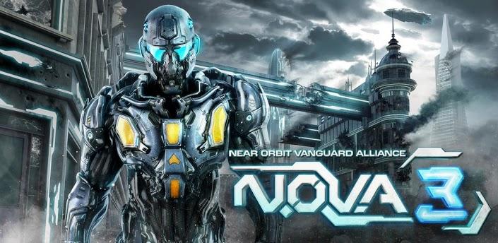 N.O.V.A. 3 и Pudding Monsters раздаются бесплатно [Free] [iOS]