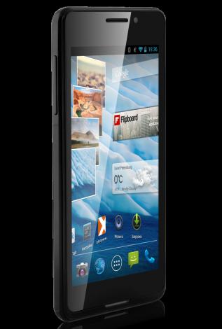 Недорогой и тонкий смартфон teXet TM-4677