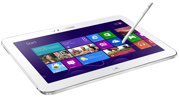 Windows-планшет Samsung Ativ Tab 3 на Intel Clover Trail