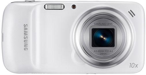 Samsung представила камерафон - Galaxy S4 Zoom
