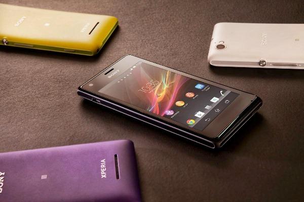 Sony Xperia M - новый бюджетный Android-смартфон