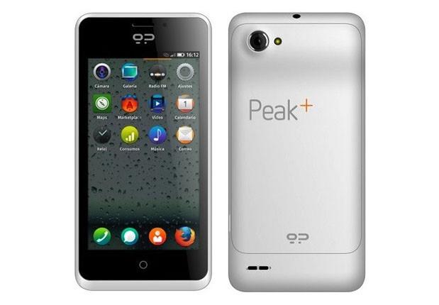 Смартфон Geeksphone Peak+ доступен для предзаказа