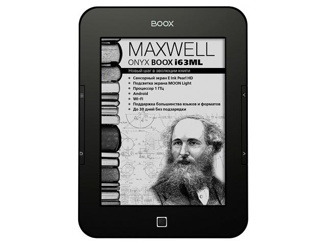 ONYX BOOX i63ML Maxwell – топовый ридер на ОС Android