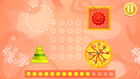 Новая обучающая игра на iPhone для дошкольников «Круглый Знайка» от многодетной мамы
