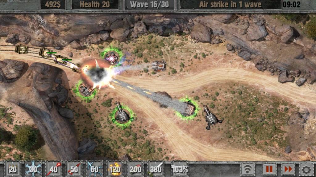 Defense Zone 2: популярная игра в жанре Tower Defense теперь доступна для Windows 8, RT и Windows Phone 8