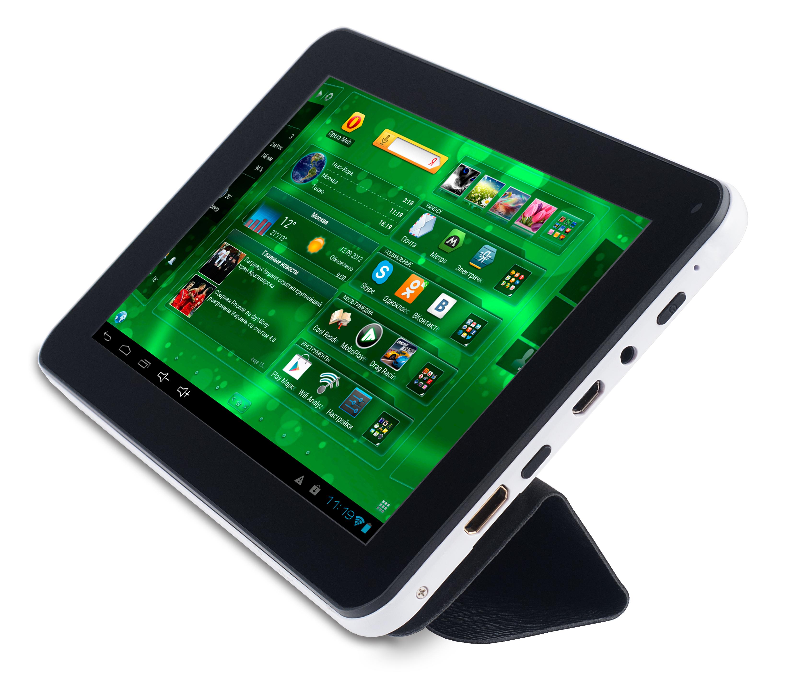 Perfeo 7510-HD — удобный и доступный планшет