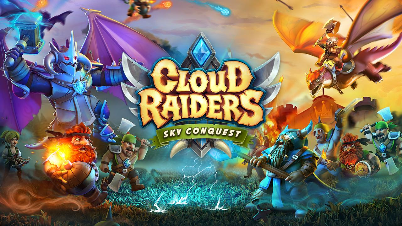 Игра Cloud Raiders вышла для Android-устройств