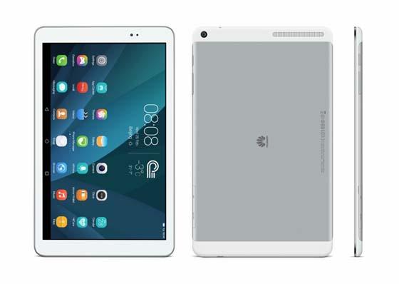 Huawei анонсировала планшет MediaPad T1 10.0 LTE в России