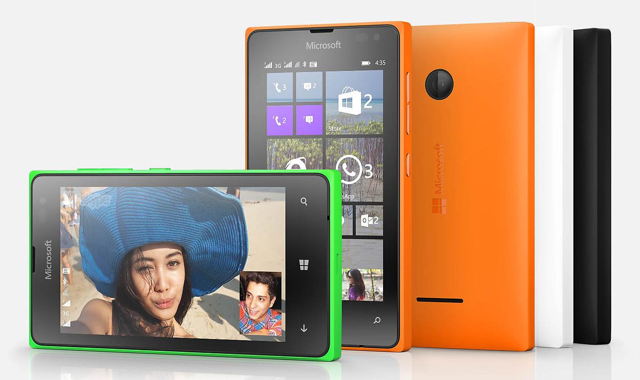 Самый доступный Windows Phone - Lumia 435 Dual SIM