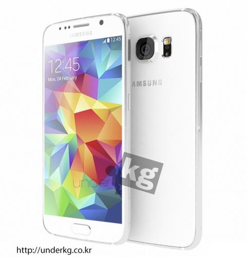 Рендеры Samsung Galaxy S6