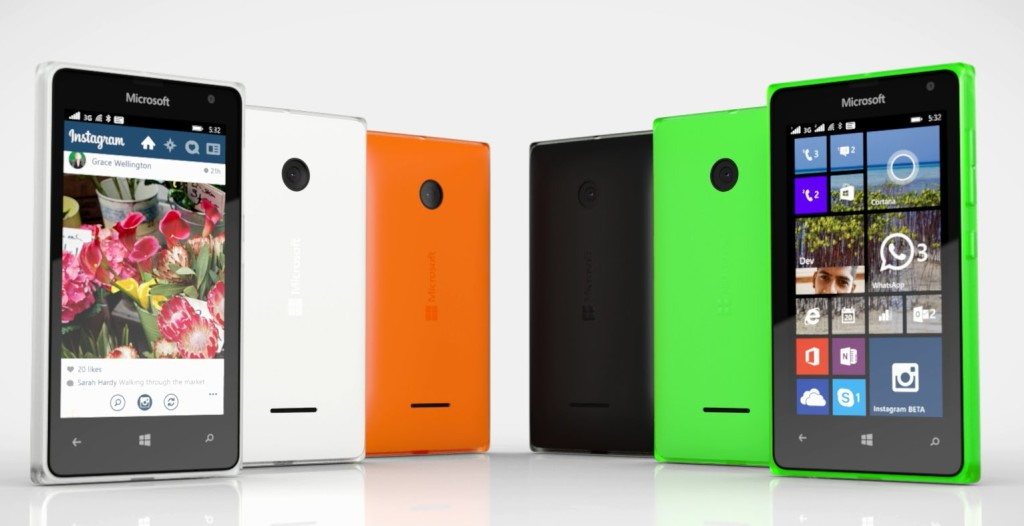 Начались продажи Lumia 532