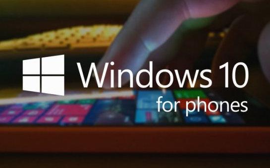 Windows 10 для смартфонов