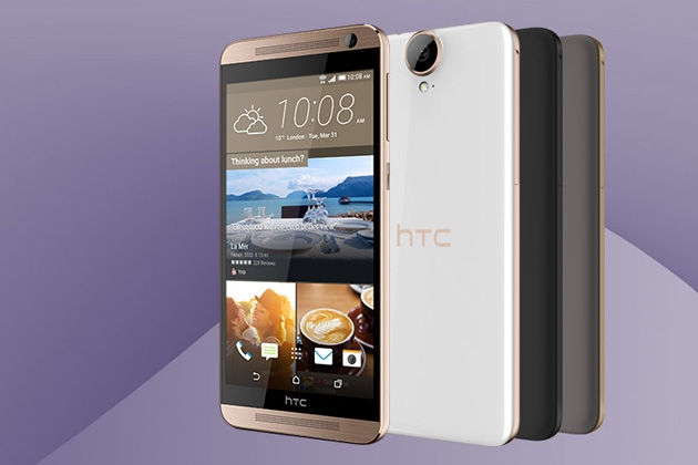 Представлены смартфоны HTC One E9 и One E9+